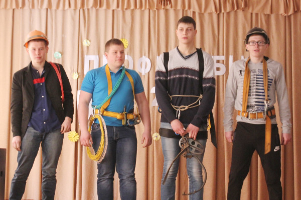 Шатровские школьники прошли «Профпробы-2018»