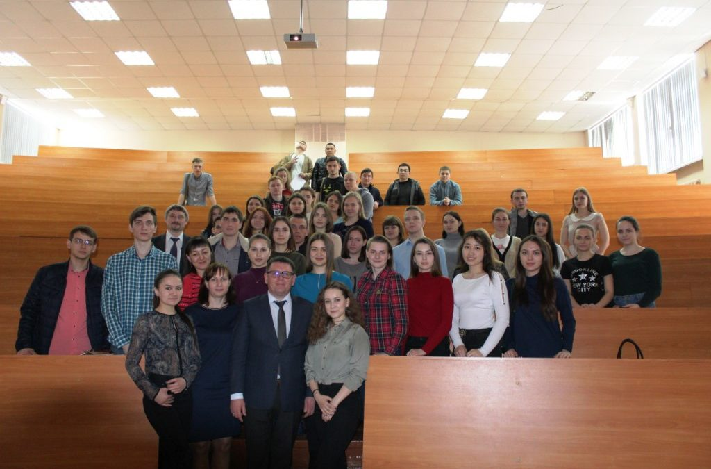 Замгубернатора Зауралья встретился со студентами КГСХА