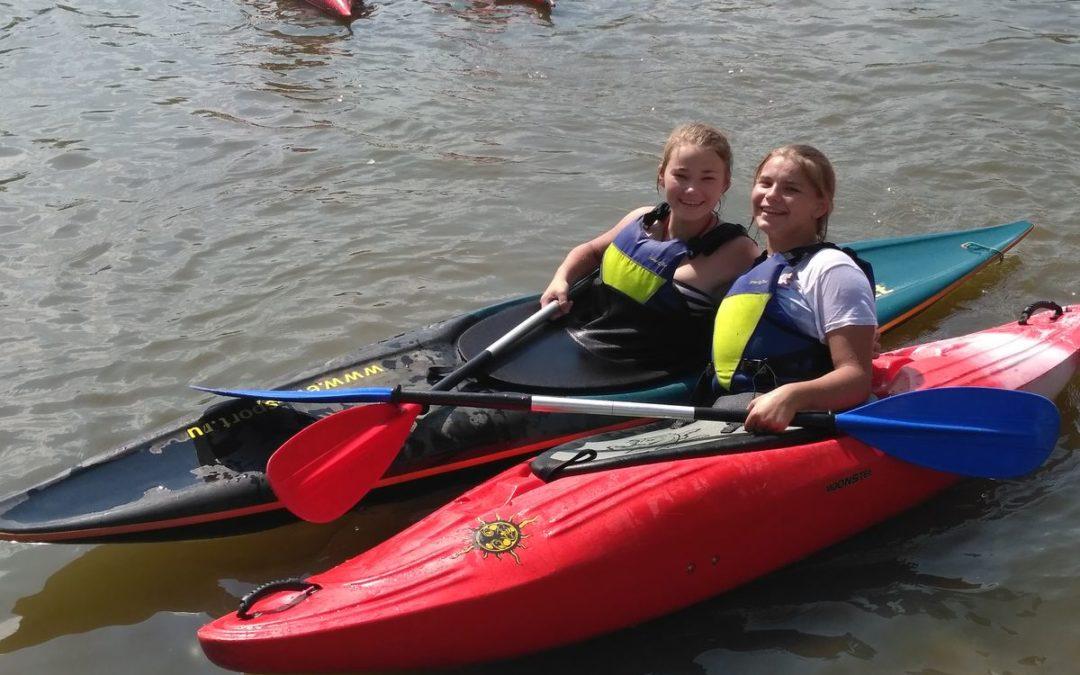 В Зауралье проходит профильная смена для юных туристов