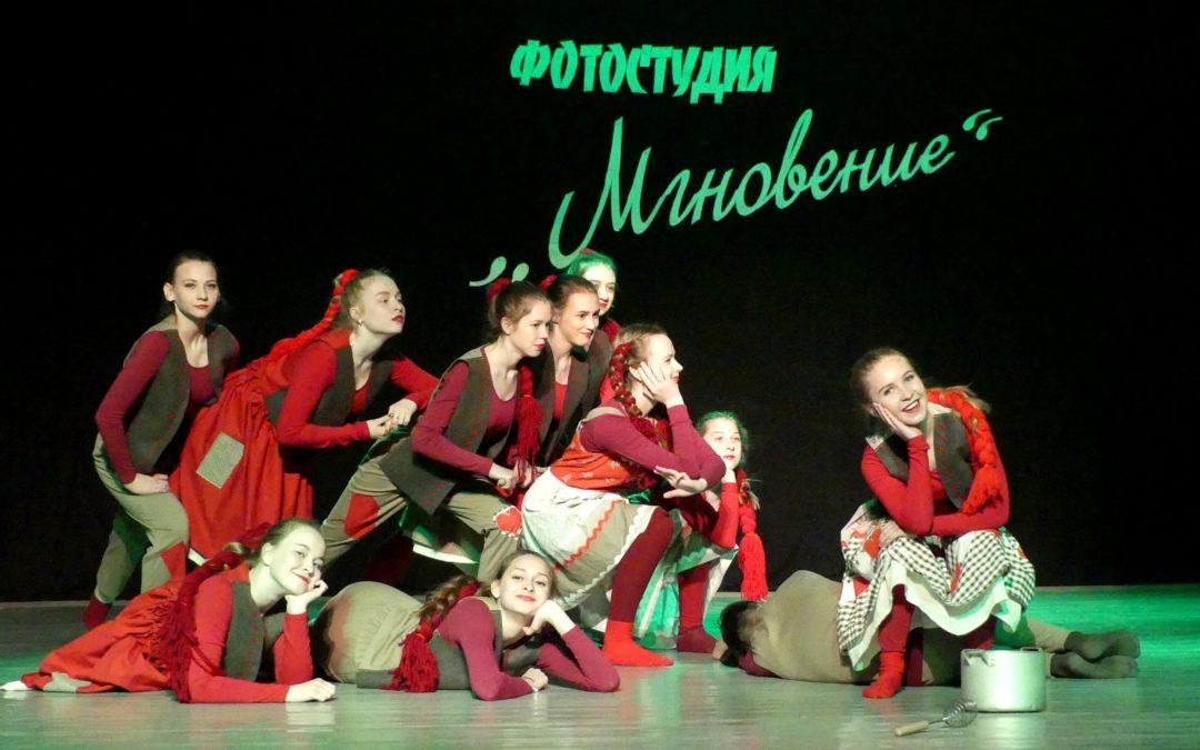 Далматовские хореографы выступили на фестивале