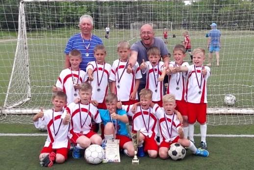 Юные далматовские футболисты попали в финал международного турнира