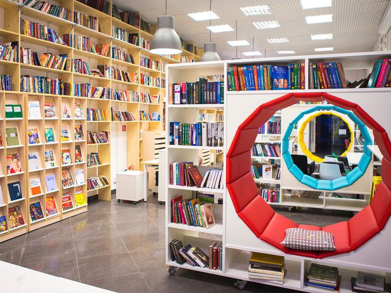 Библиотеки Кургана ждут своих гостей