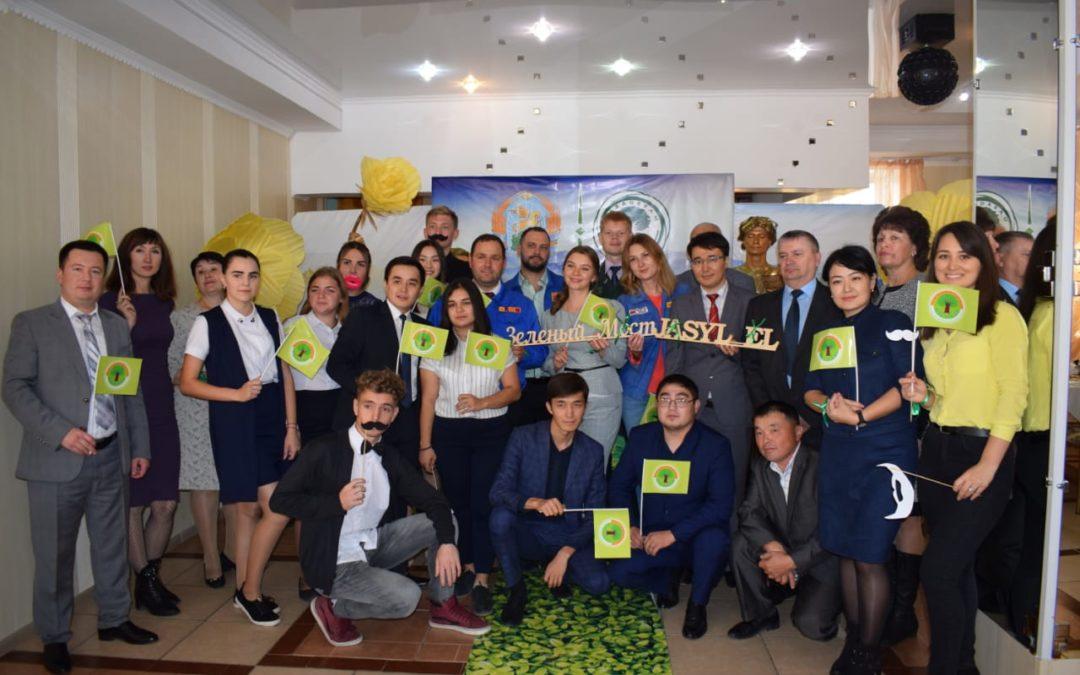 Трудовая молодежь России и Казахстана укрепляет сотрудничество