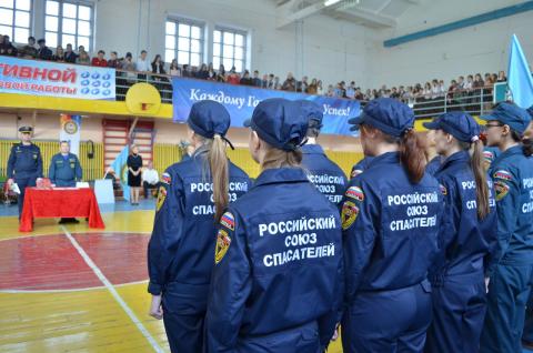 Студенты КГУ запустили проект «Спасатель Зауралья — сын России!»
