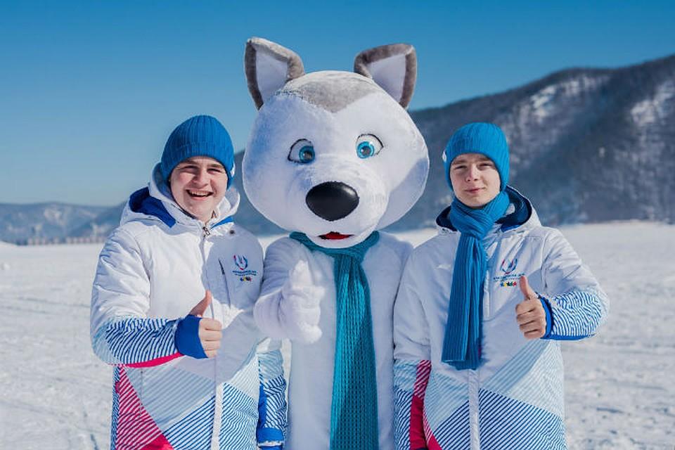 Стань волонтером Зимней Универсиады-2019!