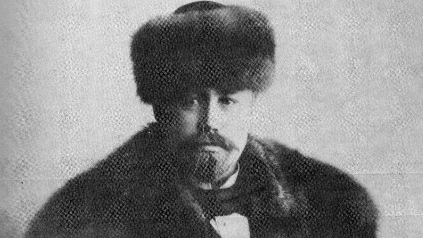В Зауралье открыли памятник Константину Носилову