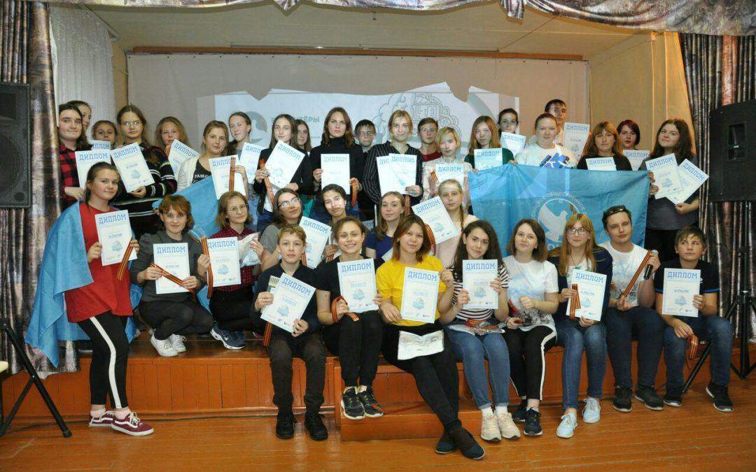 Лебяжьевские волонтеры проверили интеллект