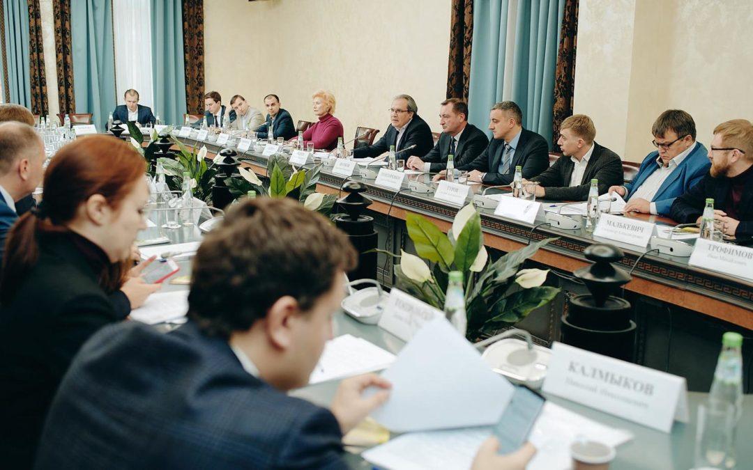 Состоялось заседание Общественного совета Росмолодежи