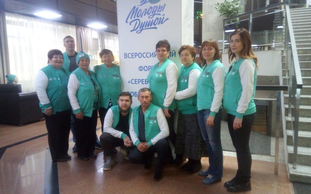 Курганский проект «серебряного» волонтерства выиграл грант