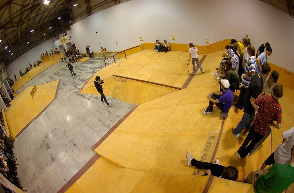 В Кургане появится закрытый скейт-парк
