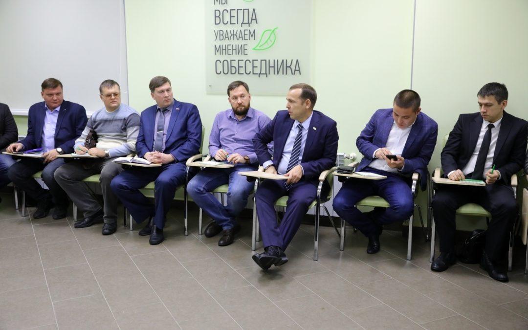 Перспективы развития предпринимательства обсудили в Зауралье