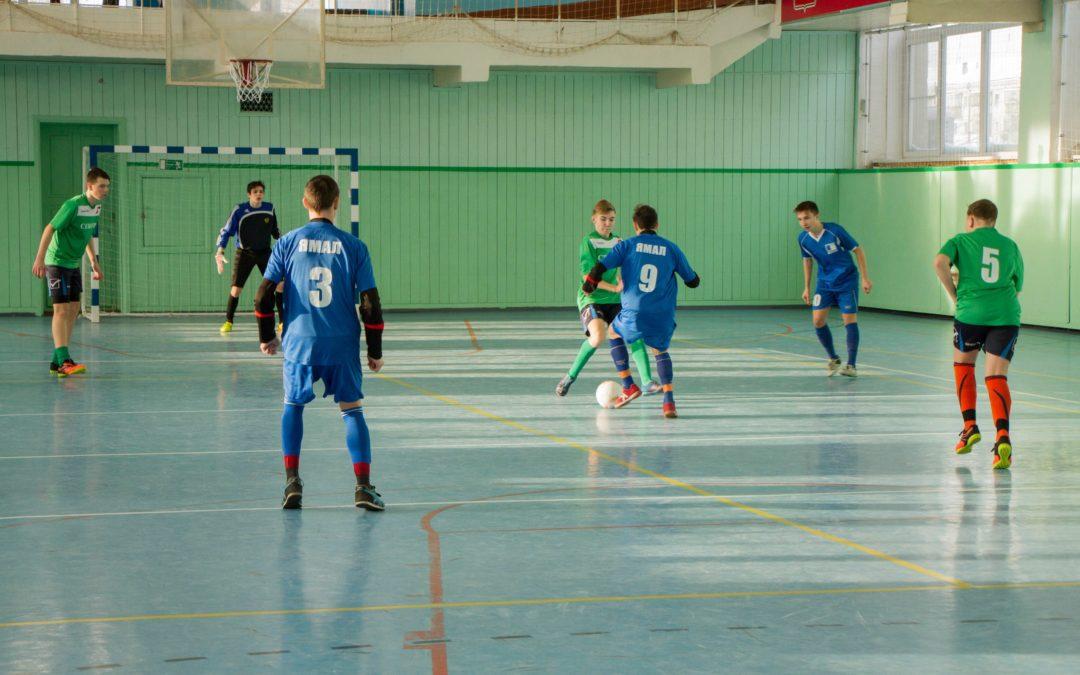 Курганские школьники участвуют в спортивном телепроекте Казахстана