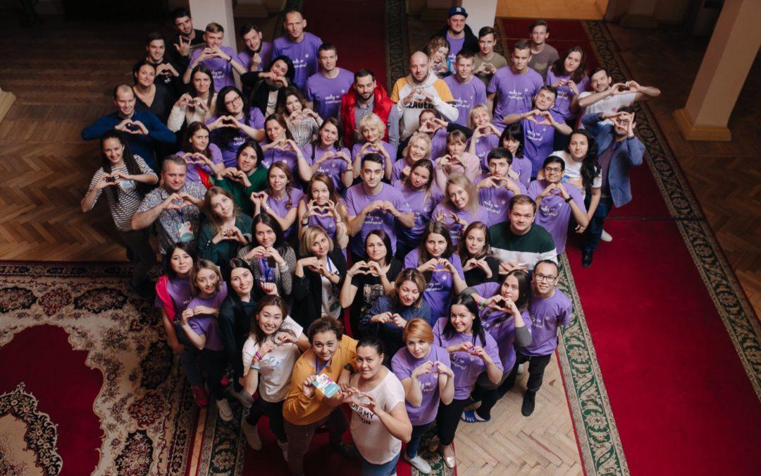 Зауральцы узнали, как продвигать свой волонтерский проект