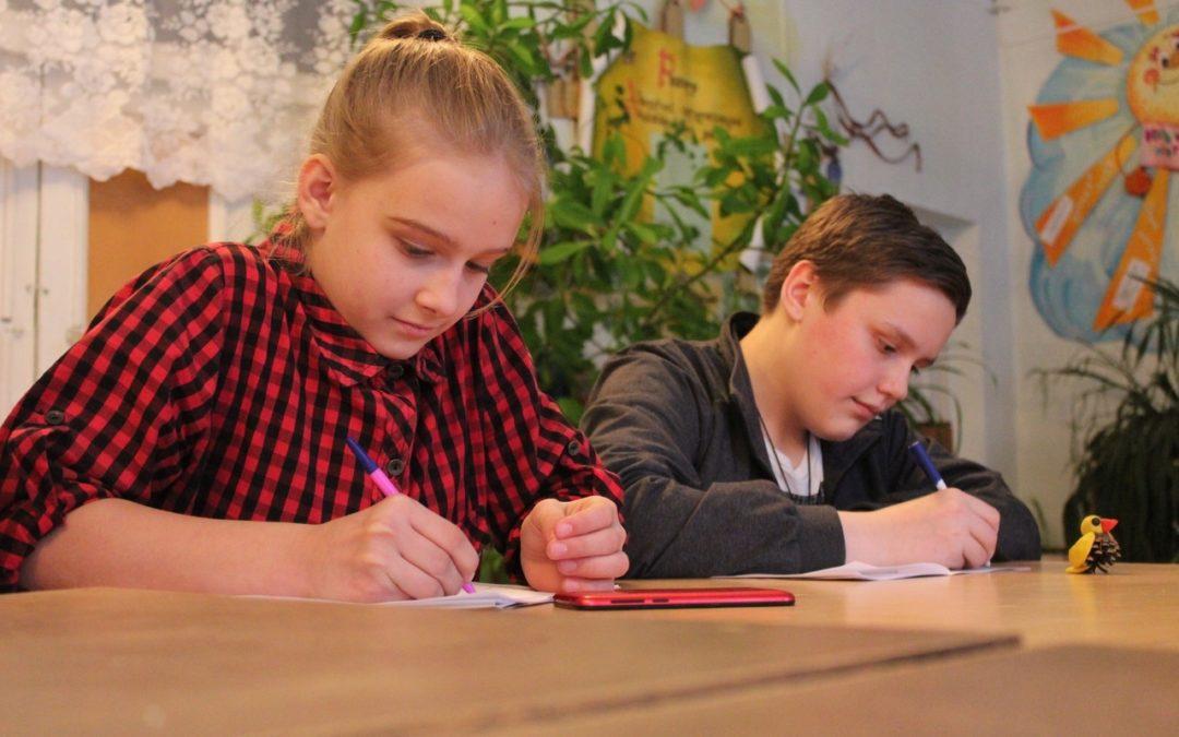 В Лебяжье продолжается «Школа подготовки вожатых»
