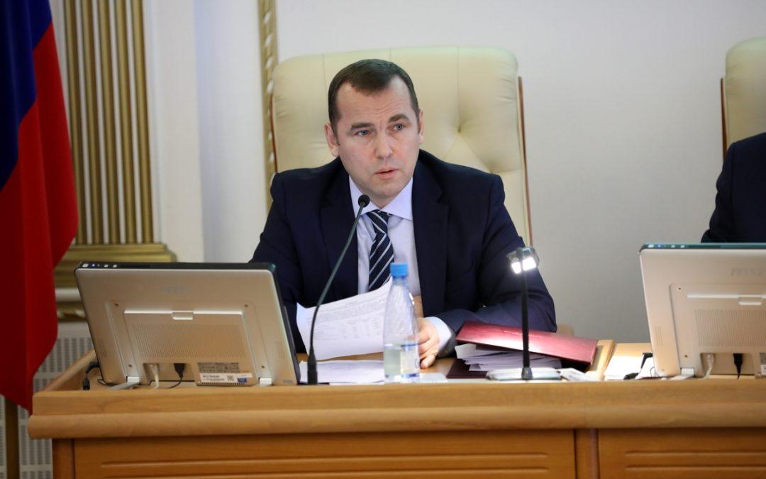 Глава региона назвал приоритеты развития Зауралья