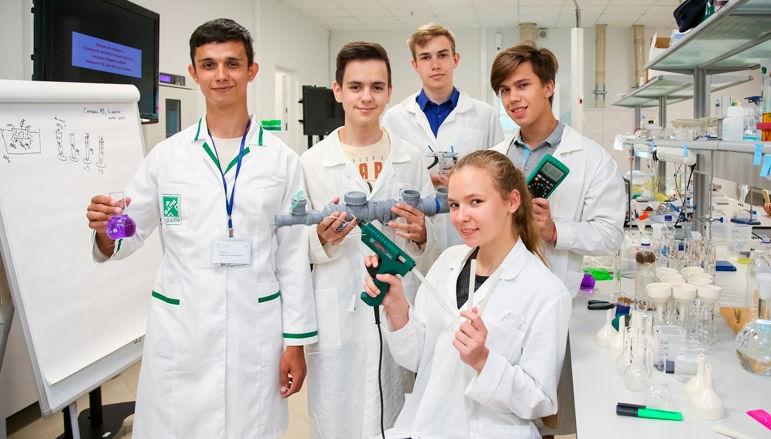Школьники смогут представить научные проекты