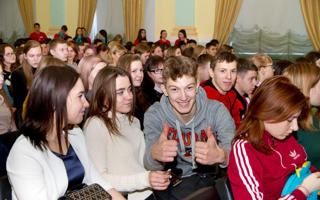 Шадринский университет провел день открытых дверей