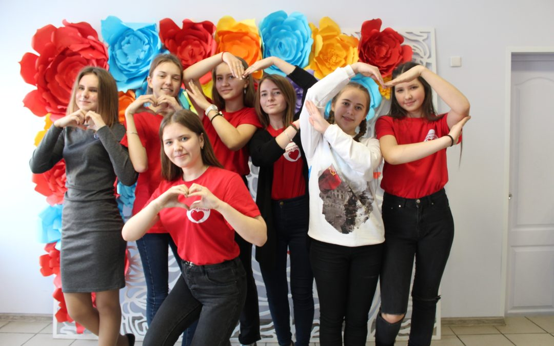 В Варгашинском районе назвали лучших добровольцев
