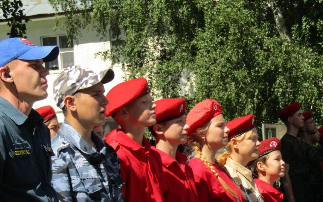 На Урале обсудили вопросы патриотического воспитания