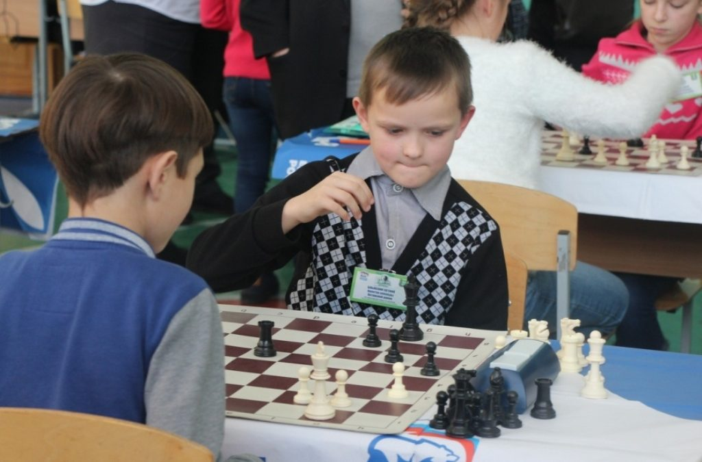 Самая шахматная семья Зауралья живет в Кургане