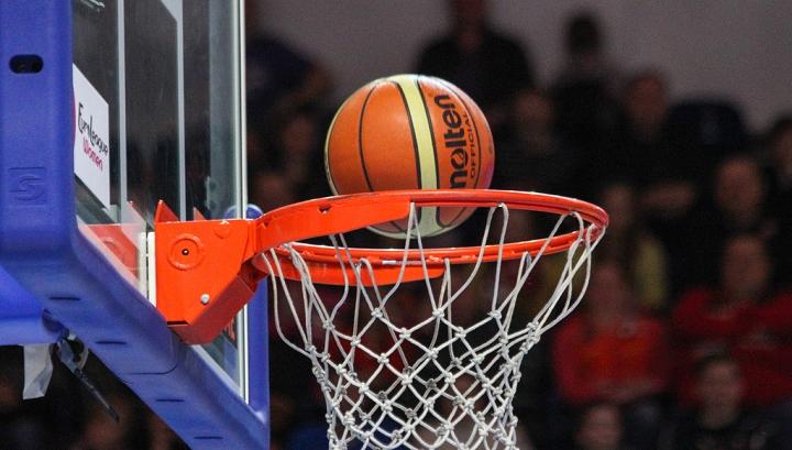 «Надежды Зауралья» сыграли в баскетбол
