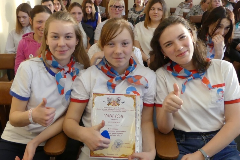 Далматовские волонтеры подвели итоги Года Добра