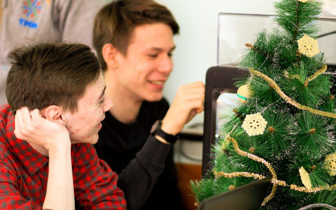 «Digital-елка» собрала зауральских подростков