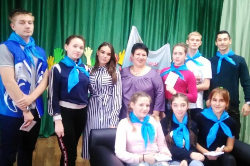 Волонтерский форум прошел в Шадринском районе