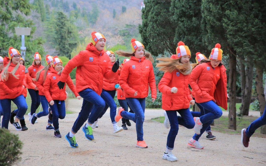 Зауральские школьники отдыхают во всероссийских центрах