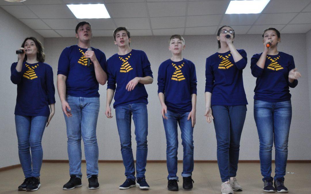 В Лебяжье реализовали проект областной школы КВН