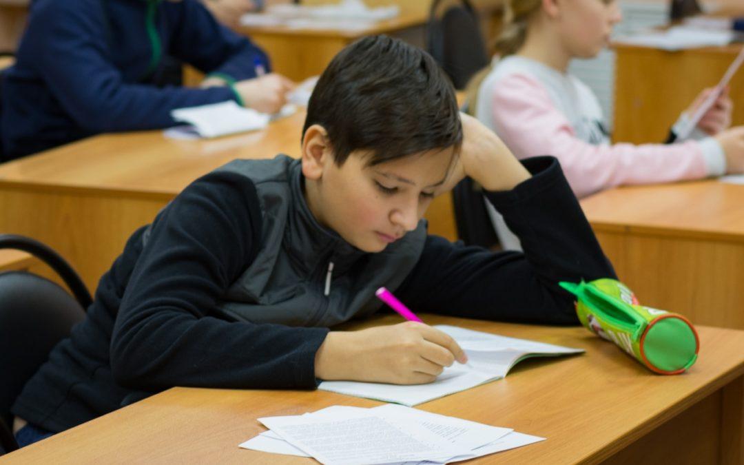 В Зауралье проходит Зимняя математическая школа