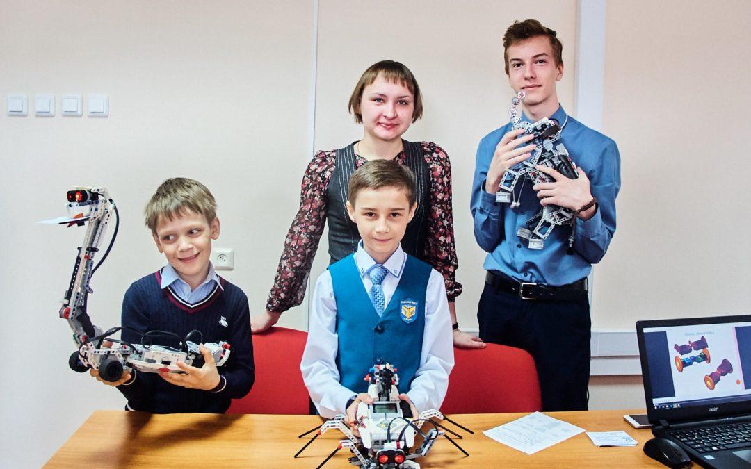 В Шадринске пройдет областной турнир по робототехнике