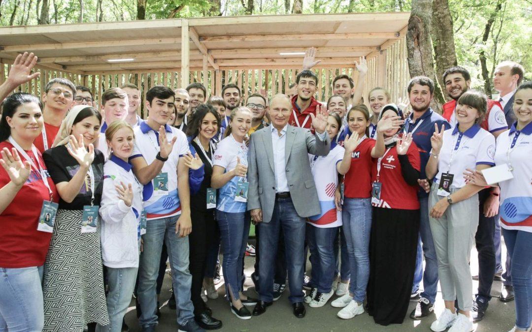 В России будет реализована Концепция развития добровольчества