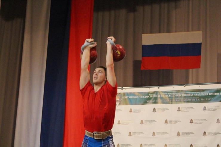 Зауральские спортсмены стали победителями российского чемпионата