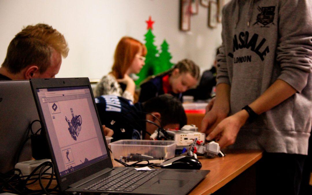Областной турнир по робототехнике пройдет в Шадринске