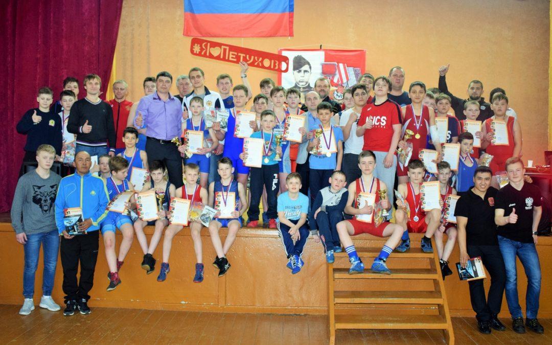 Петуховские борцы стали участниками международного турнира