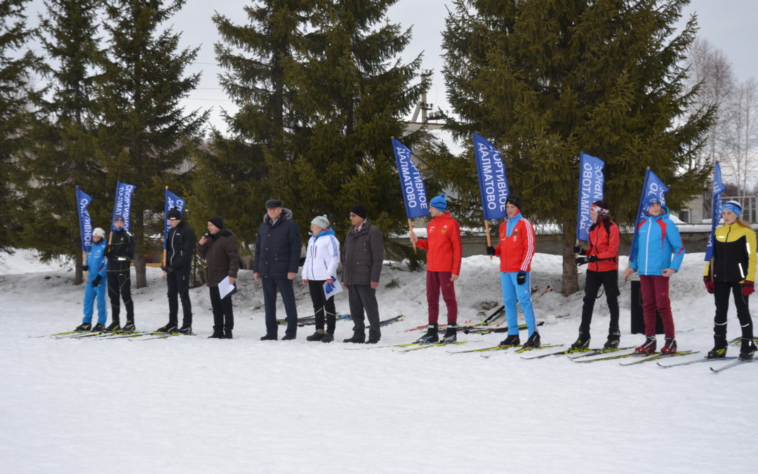 Названы лучшие среди юных лыжников
