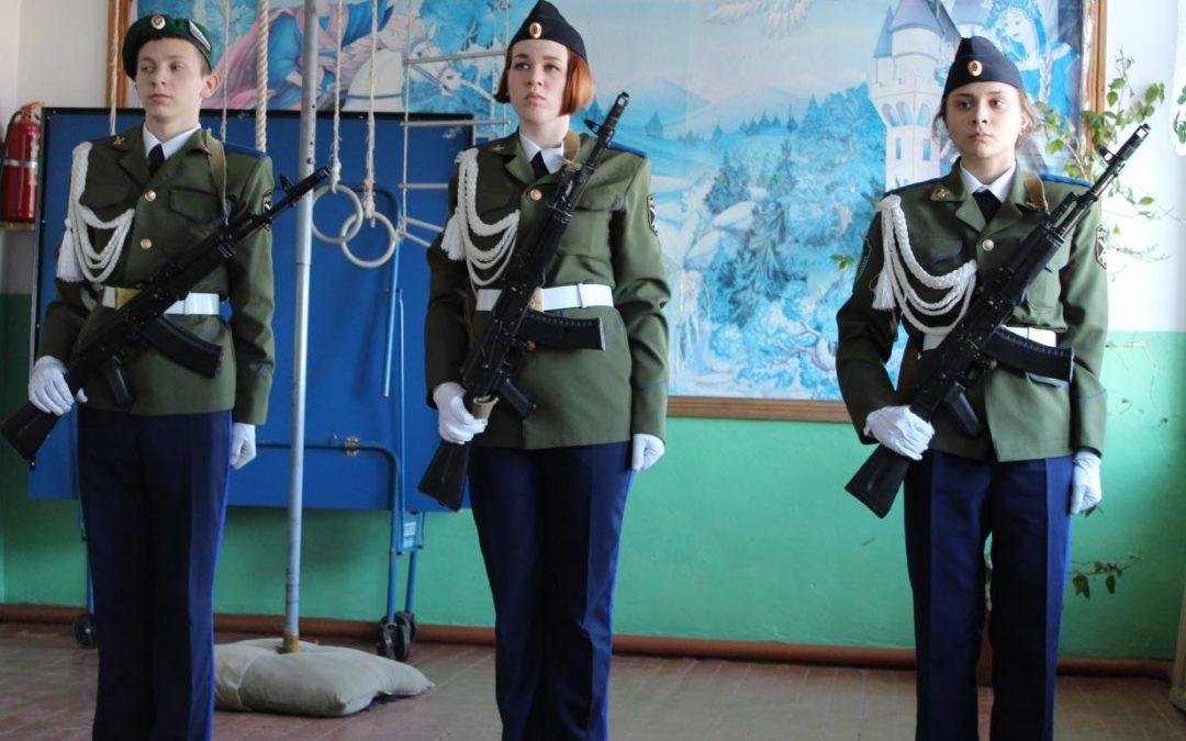 Зауральские кадеты стали участниками международного слета
