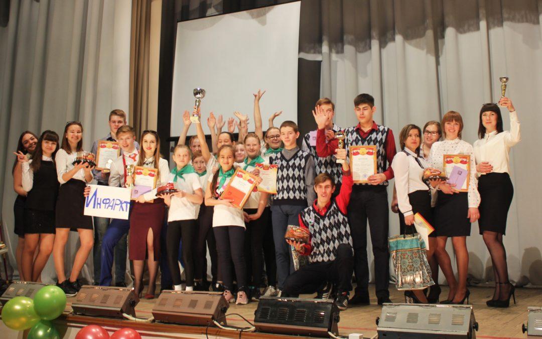 Кетовские КВНщики встретились на фестивале юмора
