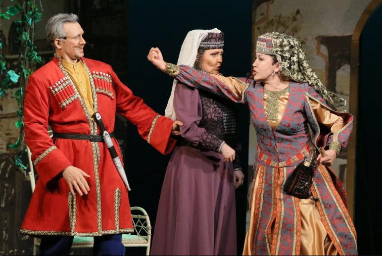 Театр драмы придет в гости в Юговку