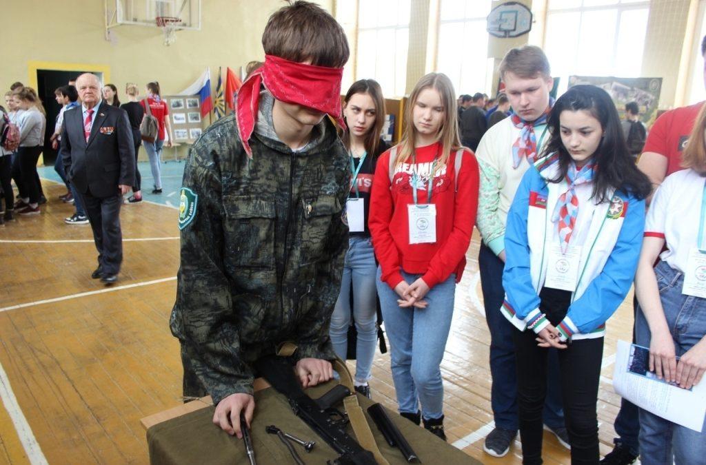Далматовские патриоты работают с молодежью