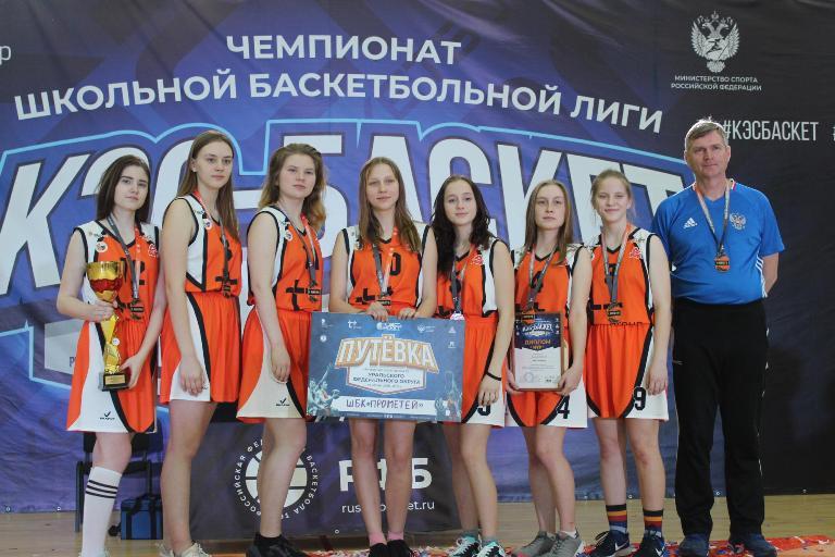 Далматовские баскетболистки вышли в финал чемпионата УрФО
