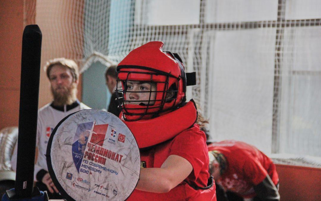 Шадринские спортсмены вернулись с чемпионата по мечевому бою