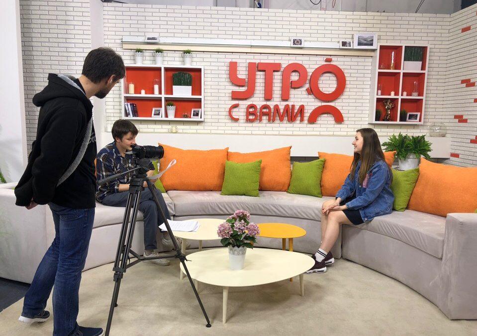 Уральская молодежь участвует в съемках интерактивного сериала