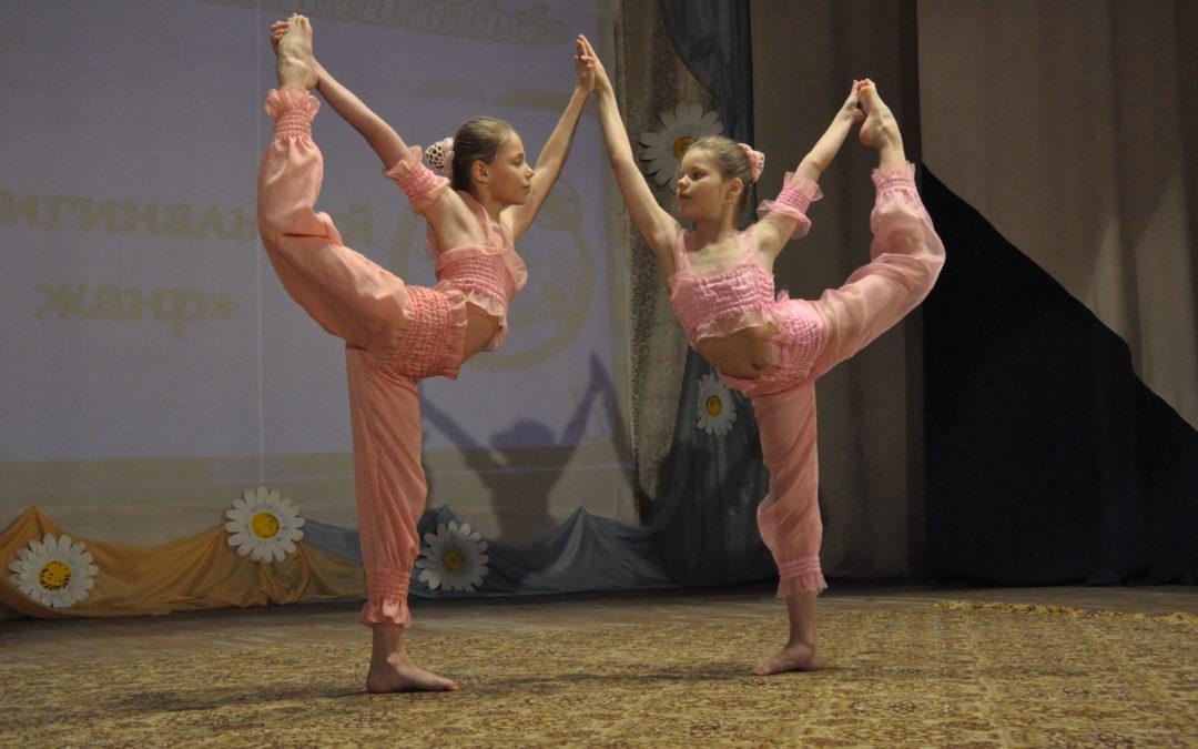 Лебяжьевские таланты выступили на районом фестивале
