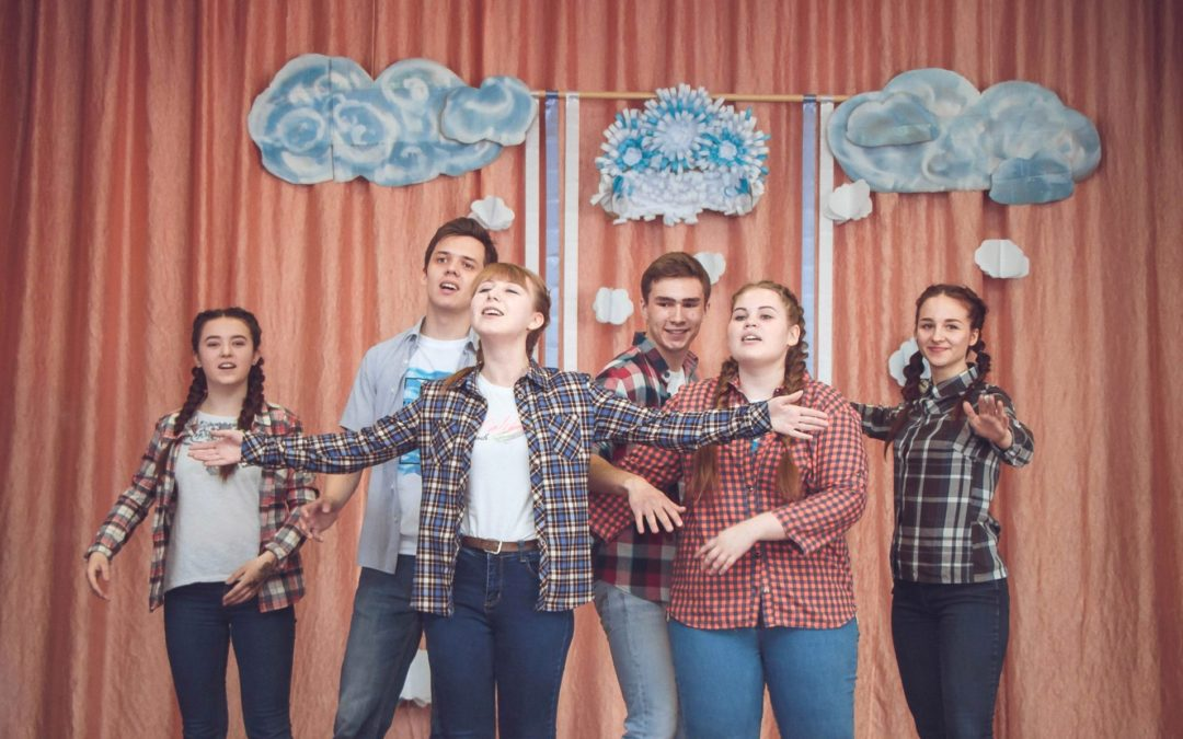 Детско-юношеский центр представит творческий отчет