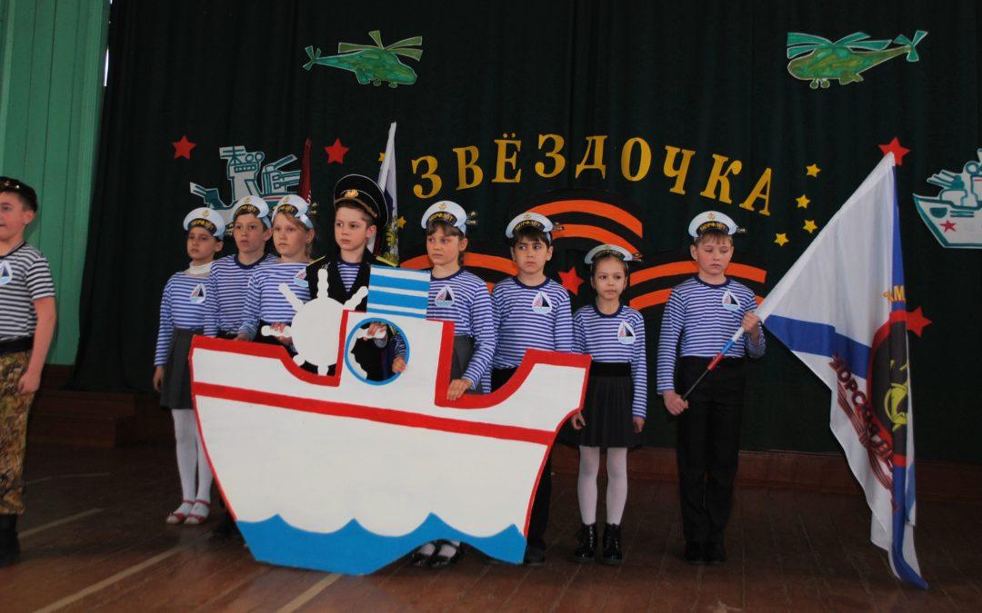 Кетовские юнармейцы соревновались на фестивале