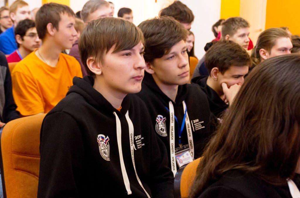Зауральцы отличились на всероссийской олимпиаде школьников