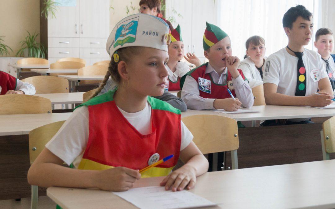 Зауральские ЮИДовцы отправятся на всероссийский конкурс в Казань