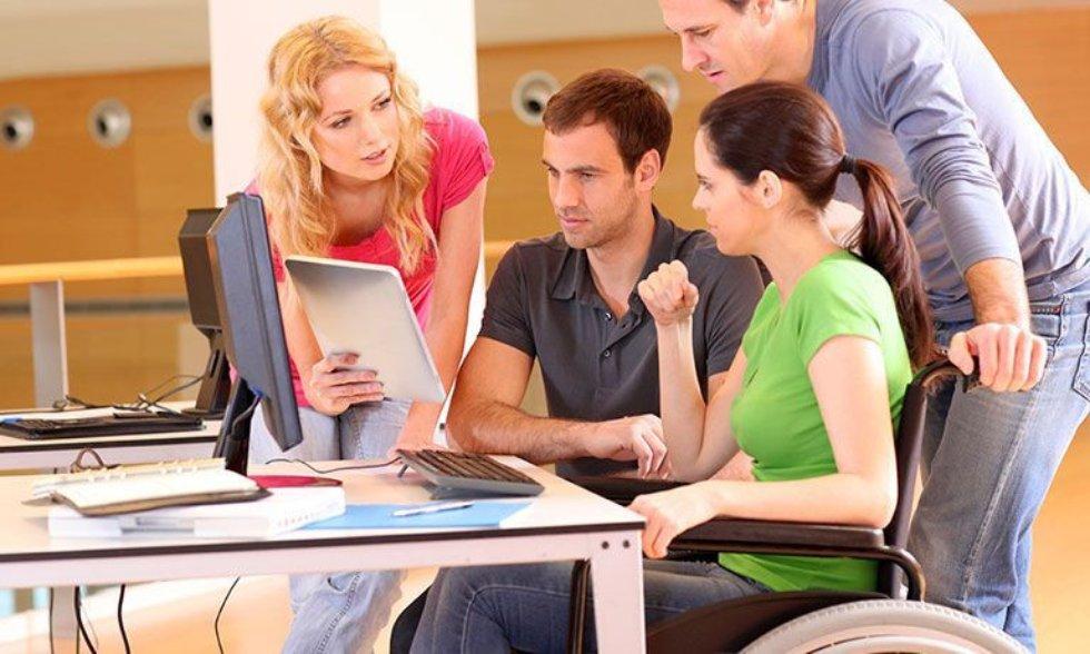 В Зауралье поступит оборудование для обучения студентов с ОВЗ